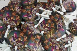 Kipas Plastik Legenda Nusantara