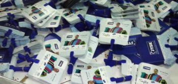 Kipas Plastik Promosi JYSK