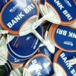 Repeat Order : Kipas Uchiwa Bank BRI