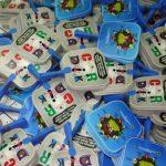 Kipas Plastik Dinas Kesehatan Kab Bogor 'Perilaku Hidup Bersih dan Sehat'