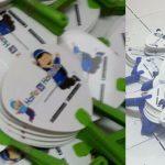 Kipas Plastik Promosi Hafiz dan Hafizah