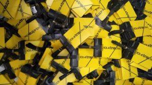 kipas plastik promosi trax fm