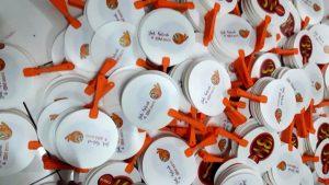 Kipas Plastik Promosi Institut Bisnis & Multimedia Asmi