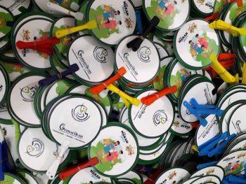 Kipas Plastik PVC Gemar Ikan Kementrian Kelautan