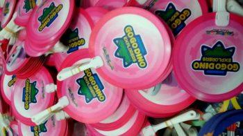 Repaet Order Kipas Plastik Promosi Gogo Dino
